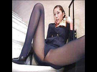 ¡Esta zorra asiática es pelicula completa porn una maestra del sexo!