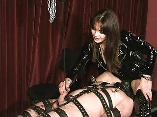Sexy cora trabajando con el películas eróticas italianas en español pie